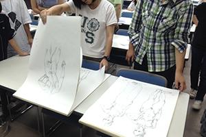 解剖学入門+ヌードクロッキー