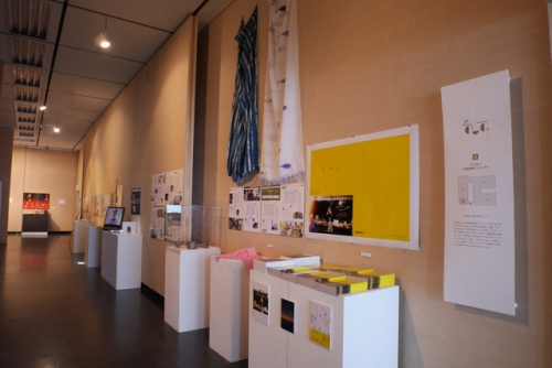 昨年のブース展示風景