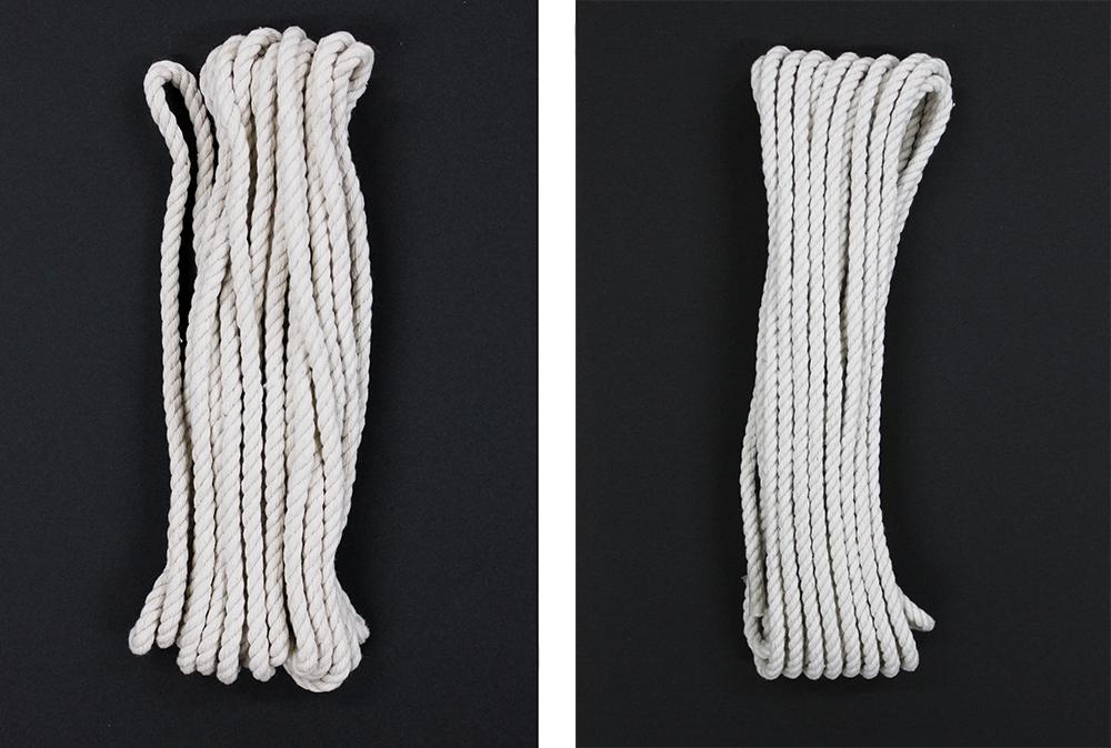 ロープ2種
